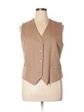 Savannah Tuxedo Vest Size XL