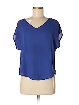 Lush Short Sleeve Blouse Size XS