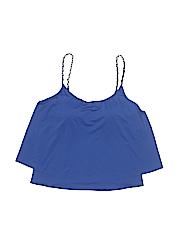 MICHAEL Michael Kors Women Swimsuit Top Size M
