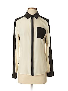 Eric + Lani Long Sleeve Blouse Size S