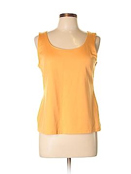 Charter Club Sleeveless T-Shirt Size L