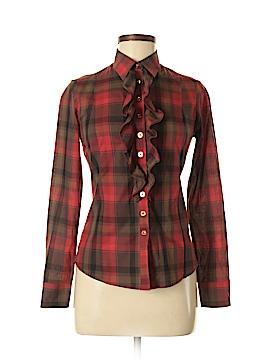 Craig Taylor Long Sleeve Button-Down Shirt Size XXS