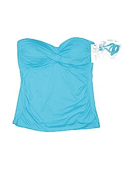 Anne Cole Signature Swimsuit Top Size XL