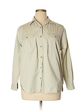 Columbia Long Sleeve Blouse Size XL