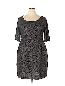 Eyeshadow Casual Dress Size 3X (Plus)