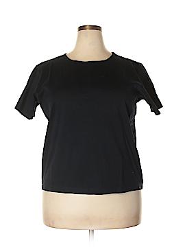 Company Ellen Tracy Short Sleeve T-Shirt Size 1X (Plus)