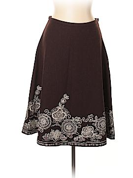 Boden Wool Skirt Size 12