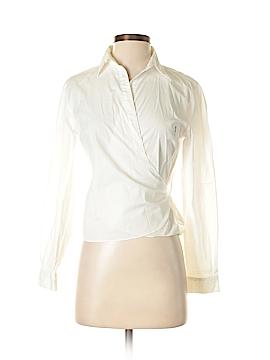 Van Heusen Long Sleeve Blouse Size S
