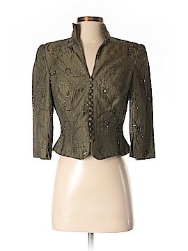 Carmen Marc Valvo Collection Jacket Size 2