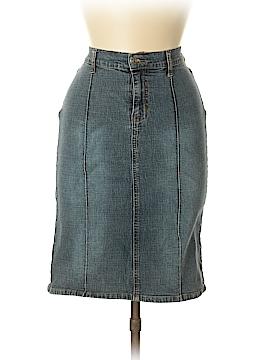 Forever 21 Denim Skirt Size 7