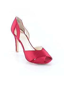 David's Bridal Heels Size 9 1/2