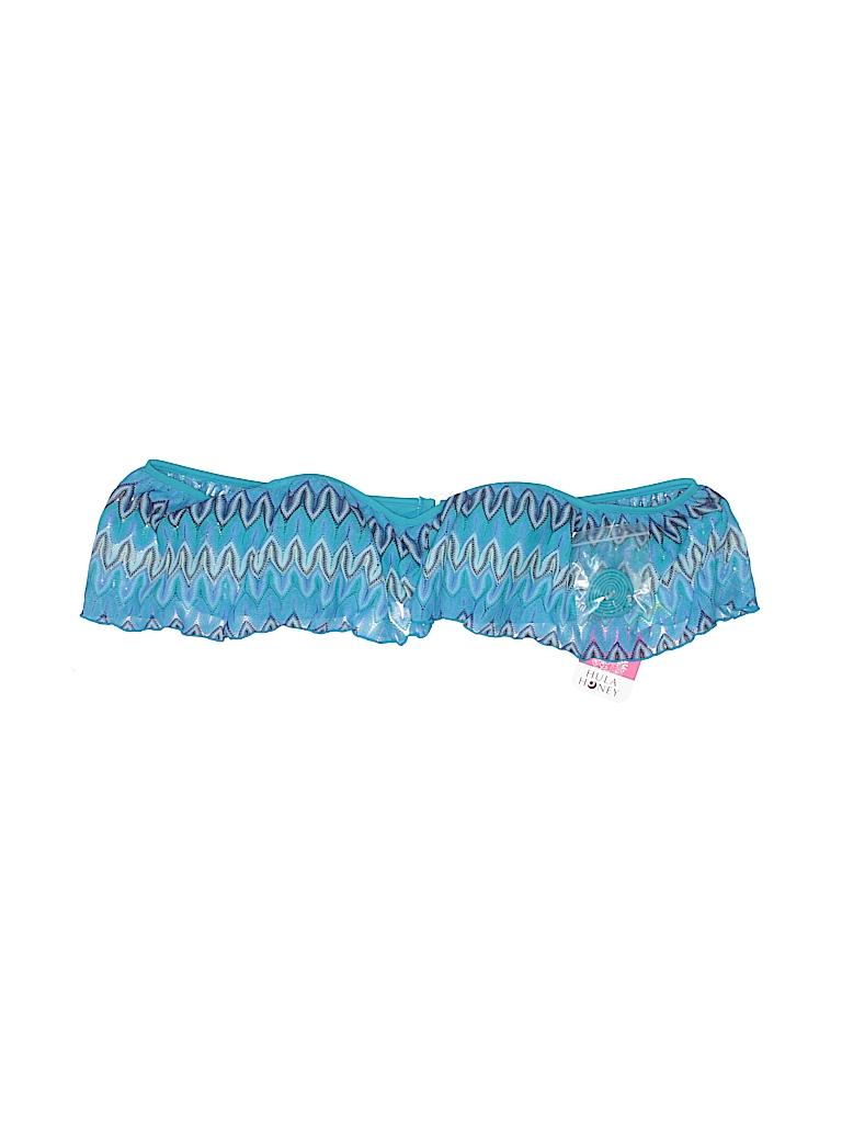 Hula Honey Women Swimsuit Top Size M