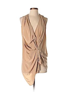 Alexander Wang Sleeveless Silk Top Size 4