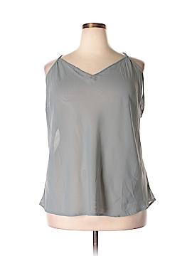 Avenue Sleeveless Blouse Size 30 - 32 Plus (Plus)