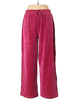 Chadwicks Velour Pants Size L