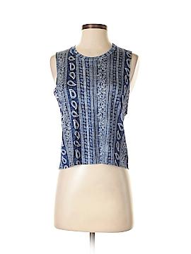 Michelle Sleeveless T-Shirt Size XS