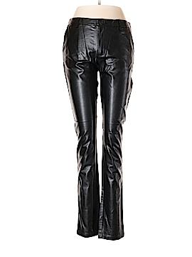 Lucy Paris Faux Leather Pants Size M