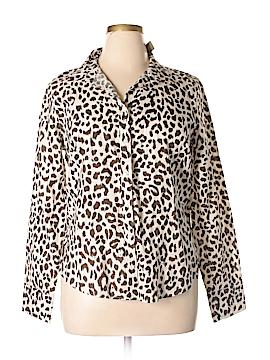 J. Crew Long Sleeve Button-Down Shirt Size 16
