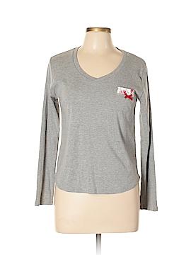 Laura Ashley Long Sleeve T-Shirt Size L
