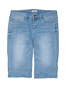 Kensie Denim Shorts 27 Waist