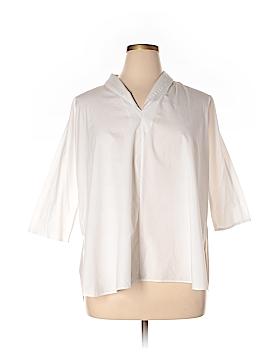 HD in Paris 3/4 Sleeve Blouse Size L