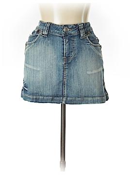 Kohl's Denim Skirt Size 13