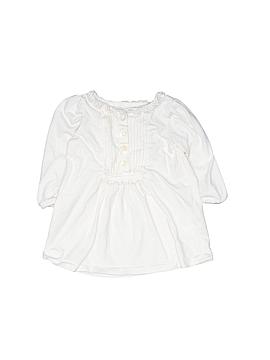 Ralph Lauren Long Sleeve Henley Size 3 mo