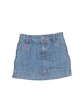 Genuine Kids from Oshkosh Denim Skirt Size 3T