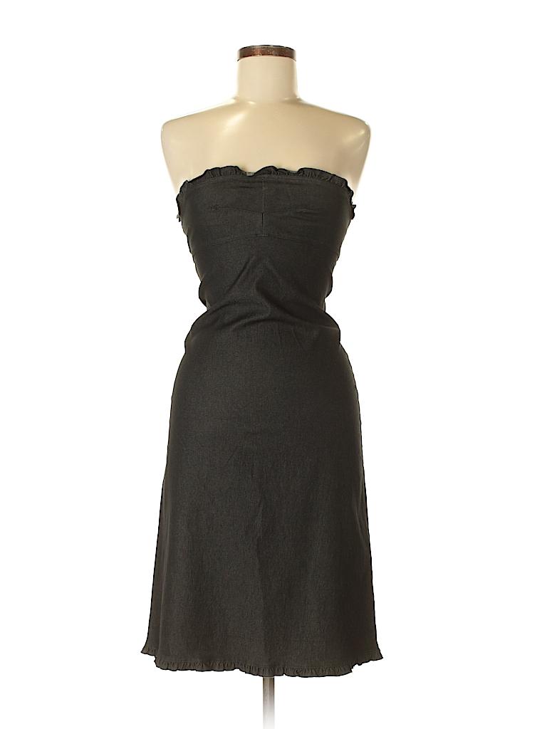 54b43fa7fb Kookai Solid Black Casual Dress Size 38 (EU) - 85% off
