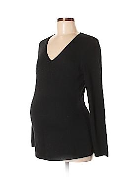 Mimi Maternity Cashmere Pullover Sweater Size M (Maternity)