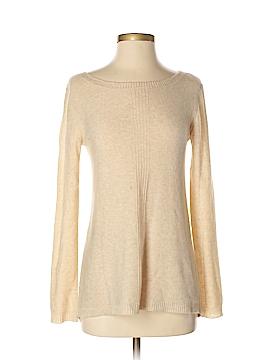 Saffron Cashmere Pullover Sweater Size S