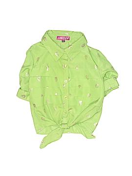 Chillipop Short Sleeve Blouse Size 6X