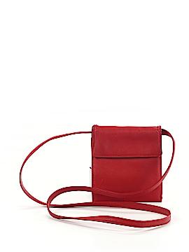 Tusk Leather Crossbody Bag One Size