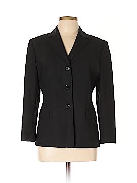 Petite Sophisticate Wool Blazer Size 12