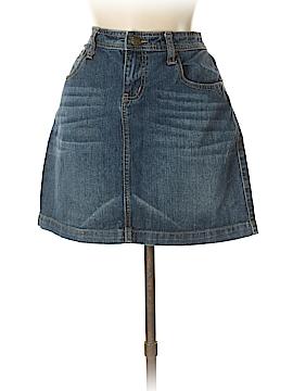 Earl Jean Denim Skirt Size 6