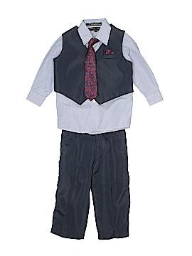 Andrew Fezza Tuxedo Vest Size 18 mo