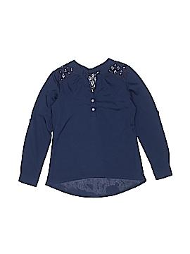 Japna Kids Long Sleeve Blouse Size 7