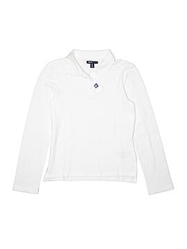Gap Kids Long Sleeve Polo Size 8 (Plus)