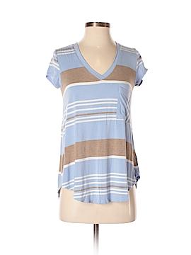 Bordeaux Short Sleeve T-Shirt Size XS (Petite)