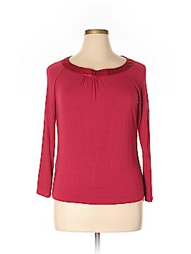 Maxime Long Sleeve Top Size XL