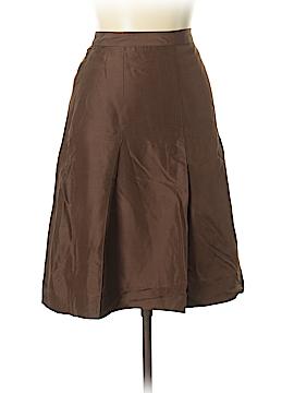 Kate Landry Silk Skirt Size 10