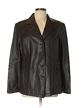 Chadwicks Leather Jacket Size L