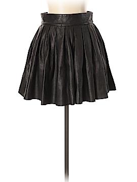 Alice + olivia Leather Skirt Size 0