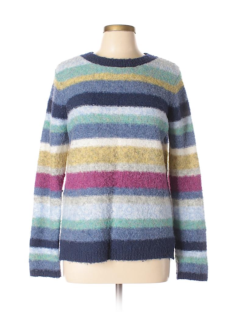 SONOMA life + style Women Pullover Sweater Size L (Petite)