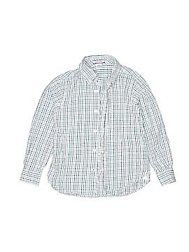 Kitestrings Long Sleeve Button-Down Shirt Size 6