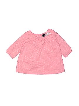 Baby Gap 3/4 Sleeve Blouse Size 9 mo