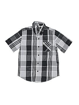 Shaun White Short Sleeve Button-Down Shirt Size 6