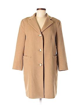 Lauren by Ralph Lauren Wool Coat Size 12 (Petite)