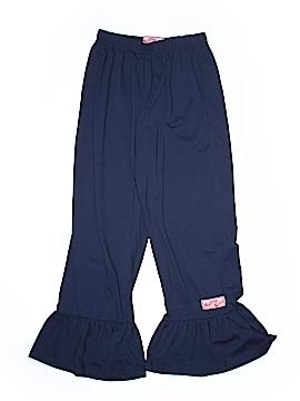 Ruffle Girl Casual Pants Size S (Kids)