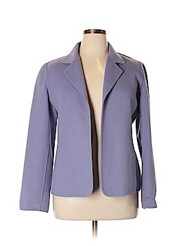 Linda Allard Ellen Tracy Wool Cardigan Size 12